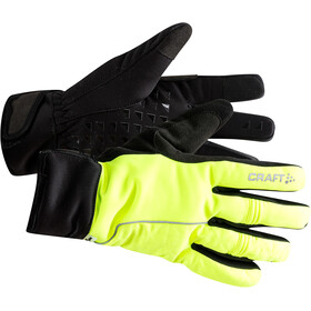 Craft Siberian 2.0 - Guantes largos - amarillo